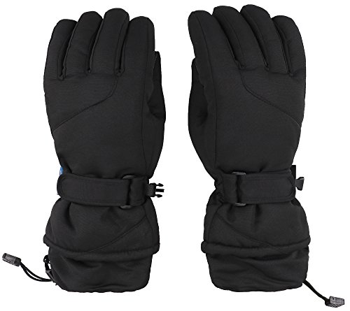 Livingston Women's Thinsulate Lining Water Resistant Sports Ski Gloves Outdoorr