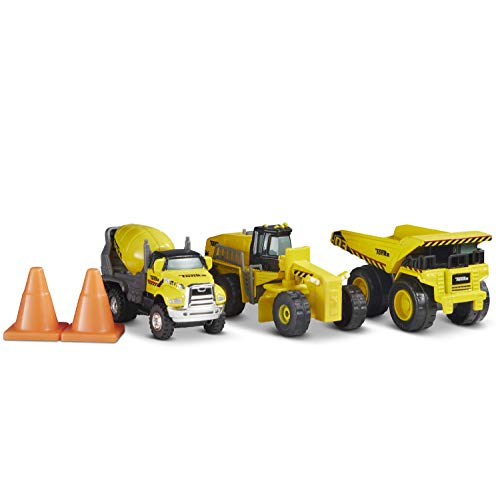 (Tonka 07432 Diecast Construction 3 Pack-2)