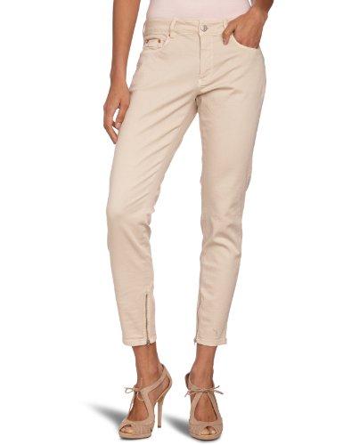 Turnover - Pantalón para mujer Beige (Pants Kit)