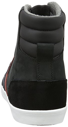 Zapatillas Duo Altas Negro Hummel High Slimmer Black Stadil Unisex Adulto Oiled WFzqXRq