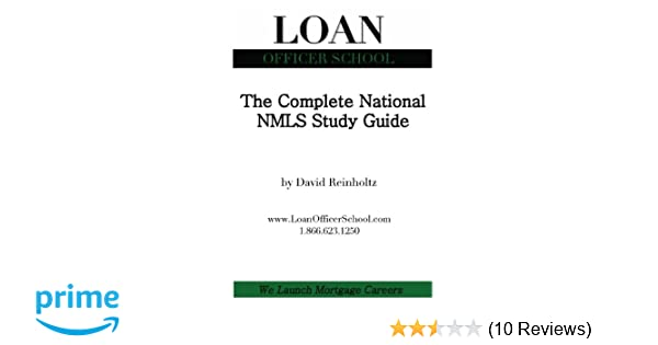 the complete national nmls study guide your all in one guide to rh amazon com Study Guide Exam Outlines SHRM Exam Study Guide