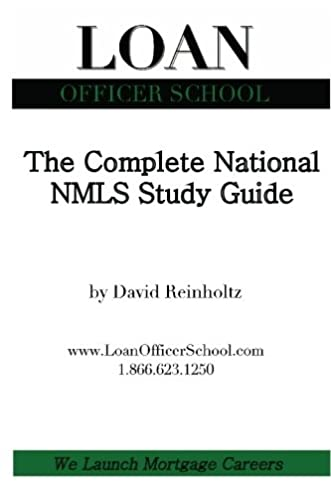 the complete national nmls study guide your all in one guide to rh amazon com nmls national test study guide free nmls national test study guide free