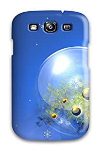 Best Slim Fit Tpu Protector Shock Absorbent Bumper Case For Galaxy S3 5033475K83155810