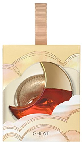Ghost Eclipse Eau de Toilette Spray, 10 ml and Keyring Designer Parfums GHTSET1091