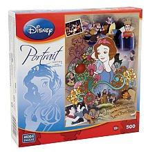 Disney Princess Snow White Portrait Series 500 Piece Puzzle Disney Princess Portrait