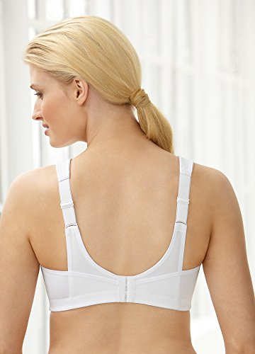 Glamorise Women's Active Comfort Wrap Sport Bra