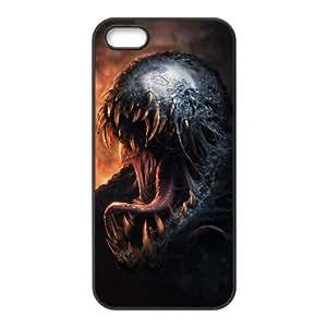 Venom Comic iPhone5s Cell Phone Case Black Gift pjz003_3284630