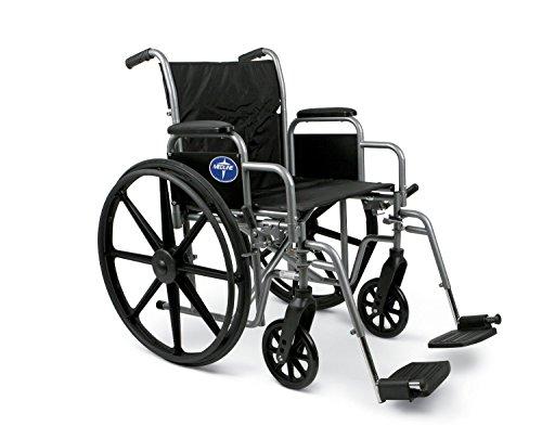 K1 Basic Wheelchair - K1 Basic Extra-Wide Wheelchairs, 20
