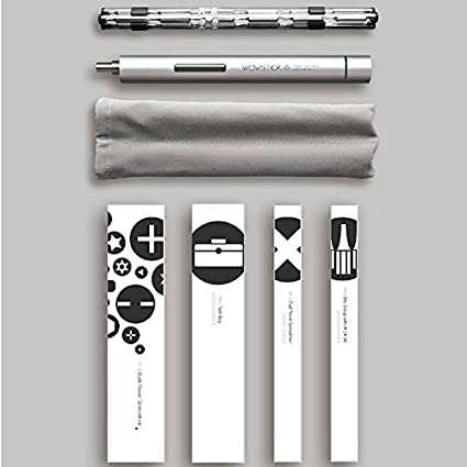 Power Screwdriver, Xiaomi Wowstick 1P 19-in-1Electric Cordless Screw ...