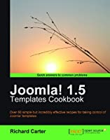 Joomla! 1.5 Templates Cookbook Front Cover