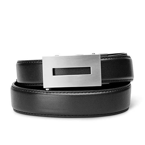 - KORE Slim Full-Grain Track Belt  