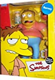 """Simpsons - Barney (Gumble) - 9"""" Faces of Springfield Deluxe Figure (Playmates)"""