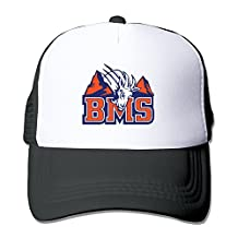 Unisex Blue mountain state baseball cap Hiphop Hat (5 colours)