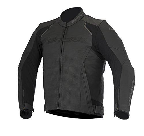 Alpinestars Devon Airflow Men's Street Motorcycle Jackets - Black/Black / 56