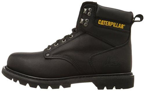 """Caterpillar Men's 2nd Shift 6"""" Plain Soft-Toe Work Boot"""