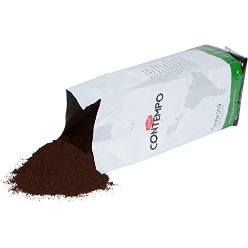 CAFFÉ CONTEMPO Espresso, Sabor (Central/South American) Blend, 1 LB Fine Grind, Dark Roast, Freshly Roasted Ground Coffee
