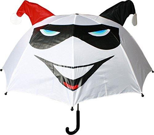 bioWorld Harley Quinn 3D Umbrella (Umbrella Ivy)