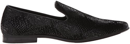 On Giorgio Brutini Cooke Giorgio Slip Mens Black Snake Brutini Loafer xFqYRqwnpd