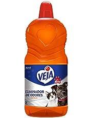 Limpador Pets Veja Desodorizador Perfumado Veja Citrus 2L