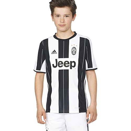 adidas-soccer-juventus-youth-jersey-small-white-black