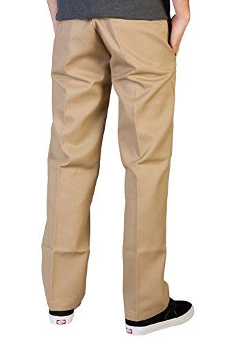 Slim Straight Work Pant (khaki) Größe: 36/34 Farbe: Khaki