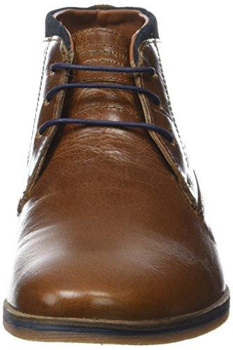 Redskins Armati, Zapatos de Cordones Derby para Hombre Marron (COGNAC+MARINE)