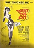 img - for She Touched Me From The Broadway Musical Comedy Drat The Cat book / textbook / text book