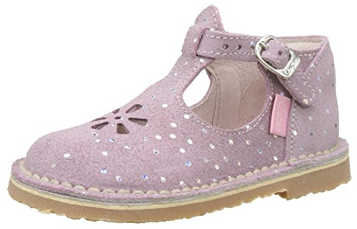 Aster Unisex Baby Bimbo Sandalen Pink (Rose Diamonds)