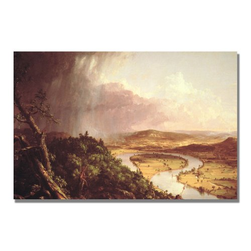 Thomas Cole Hudson River - 7