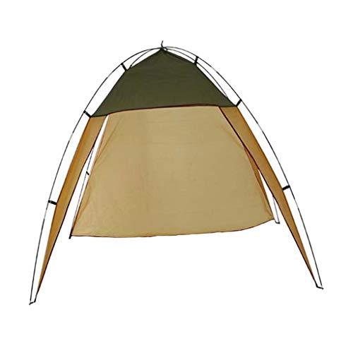 Fityle Carpa Acampada De Lona Cenador De Jardín De Camping para Familia O Amigos De 3-4 Personas