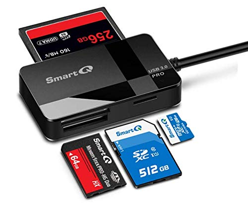 SmartQ C368 USB 3.0 Multi-Card Reader
