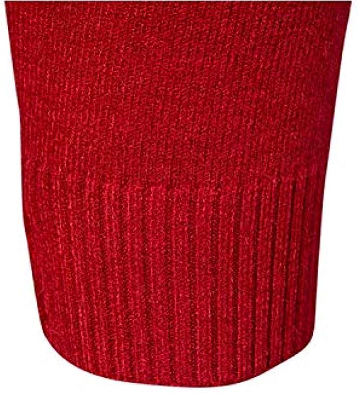 Męski prosty jednokolorowy sweter bluza dekolt V lekka Slim Fit Classic sweter dziergany sweter chłopięcy: Odzież