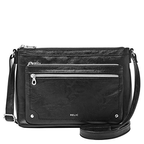 Relic by Fossil RLH8500001, Black