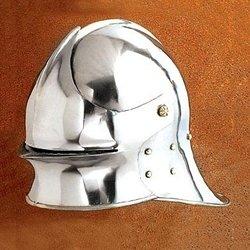 Deepeeka #AH3822D, Deep Visored Sallet Helmet - Buy Online