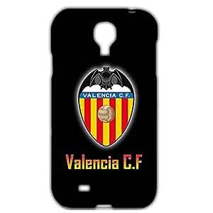 Valencia CF Logo Personalized Design Customized Slim Durrable Plastic 3D Fantasy Case WRE575 for Samsung Galaxy S4