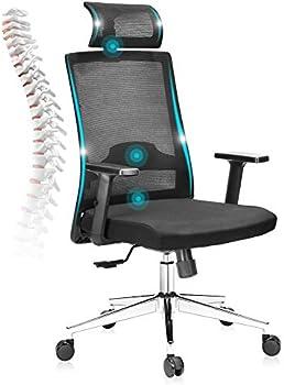 NAFURNO Ergonomic Office High Back Mesh Desk Chair