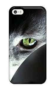 Minnie R. Brungardt's Shop New Fashion Premium Tpu Case Cover For Iphone 5/5s - Dramatic Cat