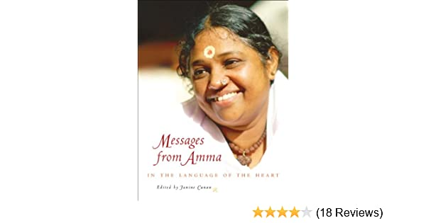 Amazon messages from amma in the language of the heart ebook amazon messages from amma in the language of the heart ebook janine canan kindle store fandeluxe Image collections