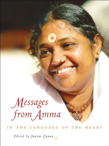 Messages from Amma: In the Language of the Heart by [Canan, Janine]