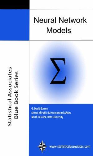 Neural Network Models (Statistical Associates