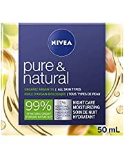 Nivea Pure & Natural Moisturizing Night Care ( X 50 Ml)