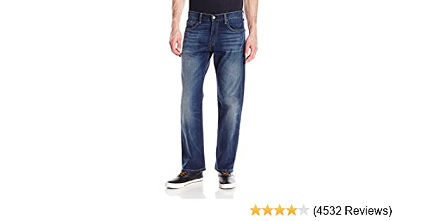 2caa704d3e5878 Levi s Men s 569 Loose Straight-Leg Jean at Amazon Men s Clothing store