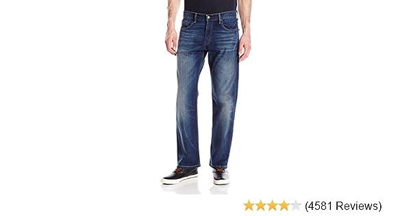 5d69481b Levi's Men's 569 Loose Straight-Leg Jean at Amazon Men's Clothing store: