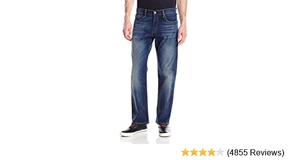 5508f7df1d8 Levi s Men s 569 Loose Straight-Leg Jean at Amazon Men s Clothing store