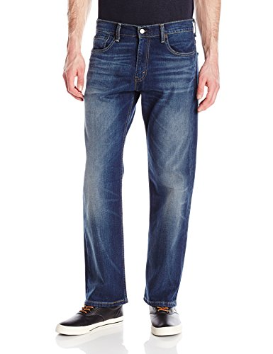 Levi's Men's 569 Loose Straight Leg Jean, Crosstown - Stretch, 38W x 34L (Levis Loose Boot)