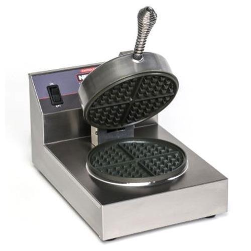 Nemco (7000A) 20 Waffle/Hr Waffle Baker