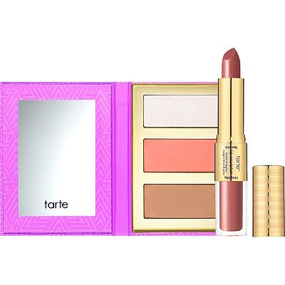 Tarte Kind Is The New Pretty Double Duty Beauty Set - LIMITED EDITION Double Duty Bronzer