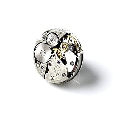 Steampunk Lapel Pin