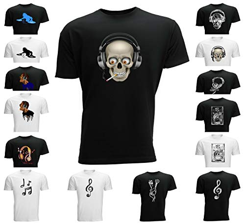 Music Nerd Black Gamer Funny Shirt Evolution T Science Present Computer 4sold Mens Theory 56gqwOp