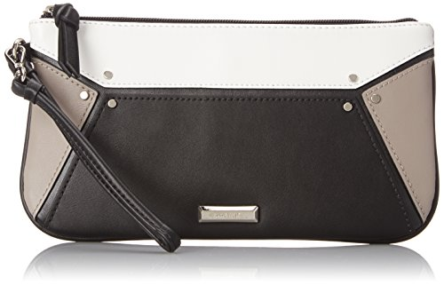 Nine West Nailed It Wristlet Wallet Black Combo One Size